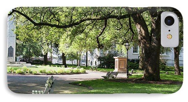 Washington Square Park IPhone Case