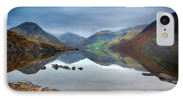 Wast Water IPhone Case by Nichola Denny