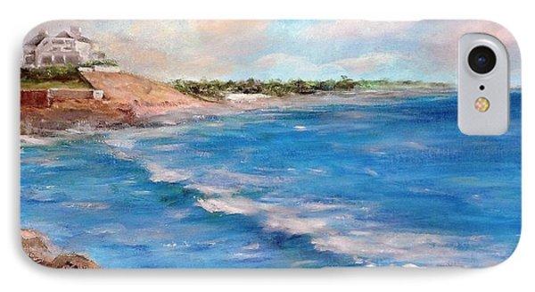 Watch Hill Beach IPhone 7 Case by Anne Barberi