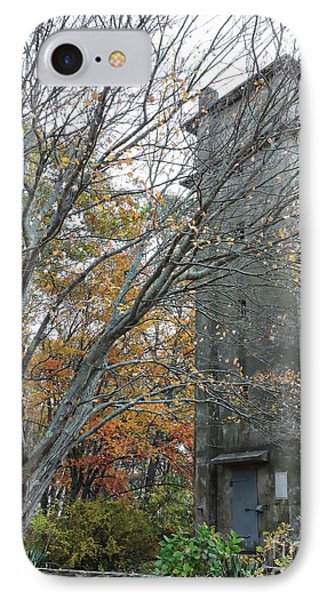 Watch Tower IPhone Case by Marcia Lee Jones