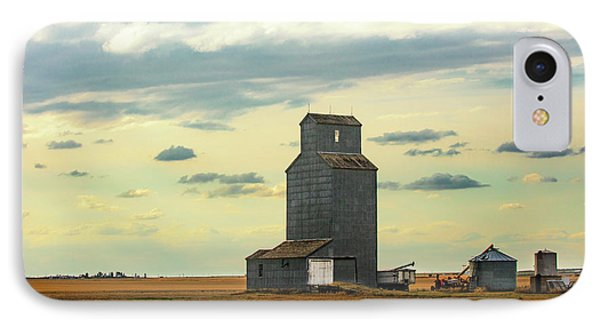 Watching O'er The Plains IPhone Case by Todd Klassy