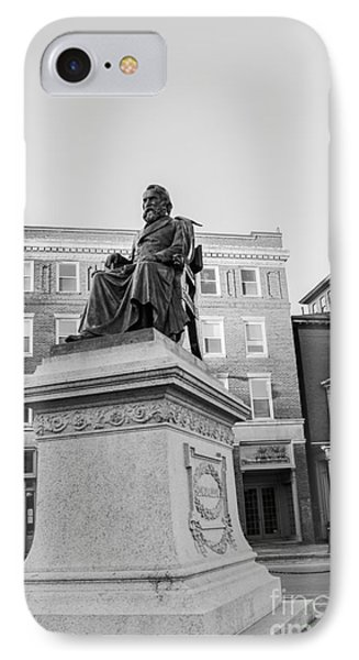 Watching Over The Square IPhone Case