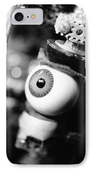Watching You Phone Case by Jeffery Ball