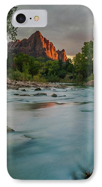 Watchman Red IPhone Case