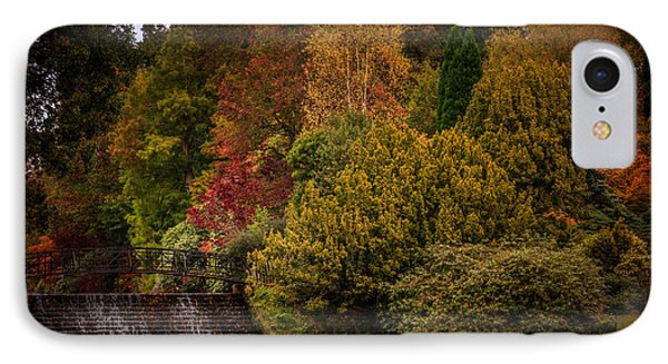 IPhone Case featuring the photograph Water Cascade by Ryan Photography
