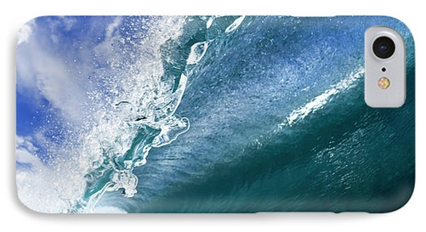 Water Confetti IPhone Case by Sean Davey