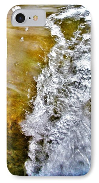 Water Dragon IPhone Case by SeVen Sumet