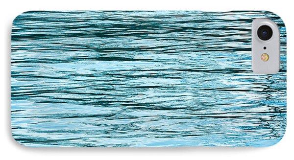 Lake Michigan iPhone 7 Case - Water Flow by Steve Gadomski