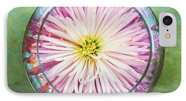 Water Flower IPhone Case by Scott Norris