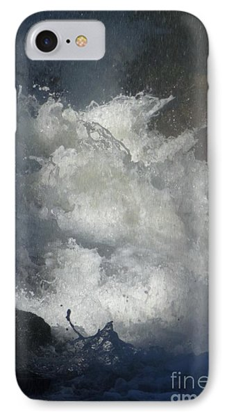 Water Fury 3 IPhone Case by Jean Bernard Roussilhe