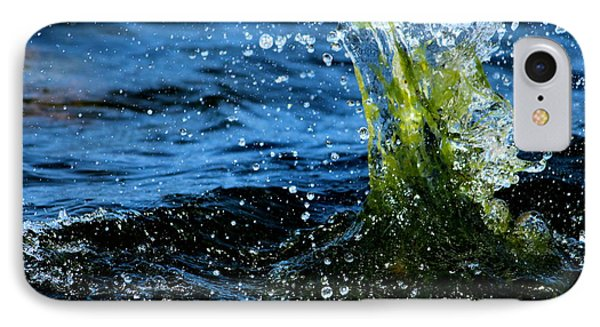 Water Games IPhone Case by Heike Hultsch