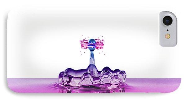 Water-king IPhone 7 Case by Mathias Janke