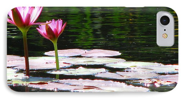 IPhone Case featuring the photograph Water Lily by Greg Patzer