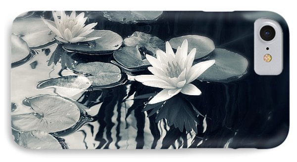 Water Lily IPhone Case by Jessica Jenney