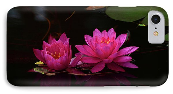 Water Lily IPhone Case by Nancy Landry