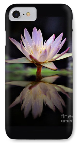 IPhone Case featuring the photograph Water Lily by Savannah Gibbs
