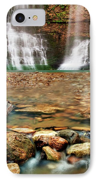 Water Path Phone Case by Tamyra Ayles