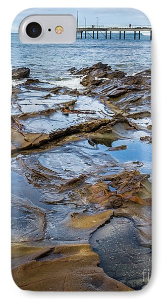 IPhone Case featuring the photograph Water Pool by Perry Webster