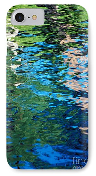 Water Reflections Phone Case by Bill Brennan - Printscapes