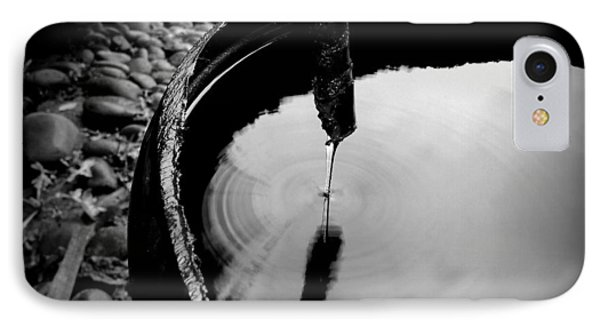 Water Rings IPhone Case