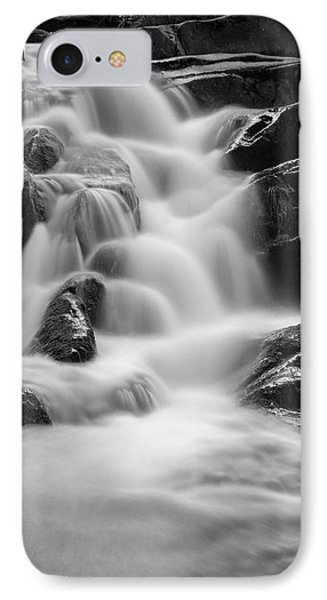 water stair in Ilsetal, Harz IPhone Case by Andreas Levi