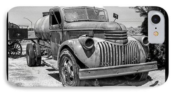 Water Truck - Chevrolet IPhone Case