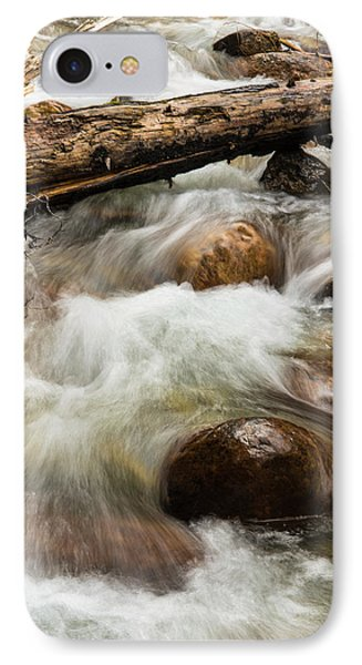 IPhone Case featuring the photograph Water Under The Bridge by Alex Lapidus