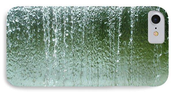 Water Wall  IPhone Case by Martina Fagan