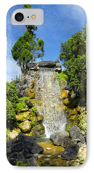 Water Works IPhone Case by Barbara Middleton