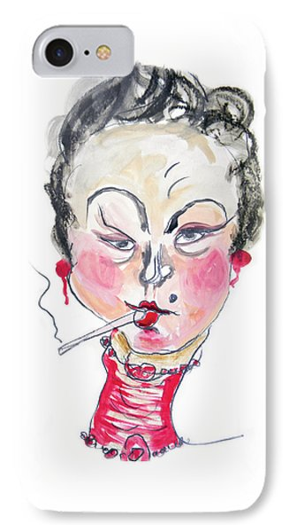 The Smoker IPhone Case