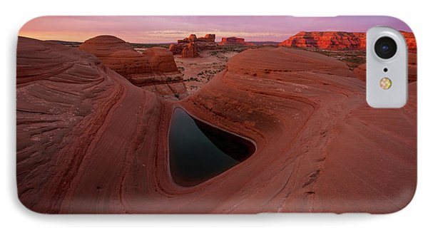 IPhone Case featuring the photograph Watercolor Morning by Dustin LeFevre