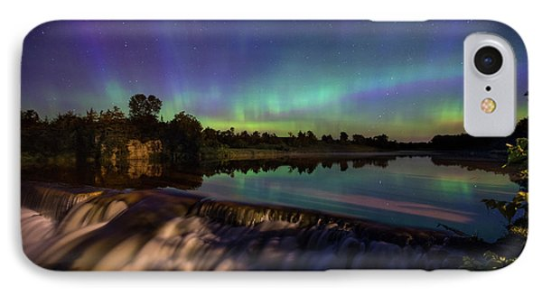 IPhone Case featuring the photograph Watercolors by Aaron J Groen