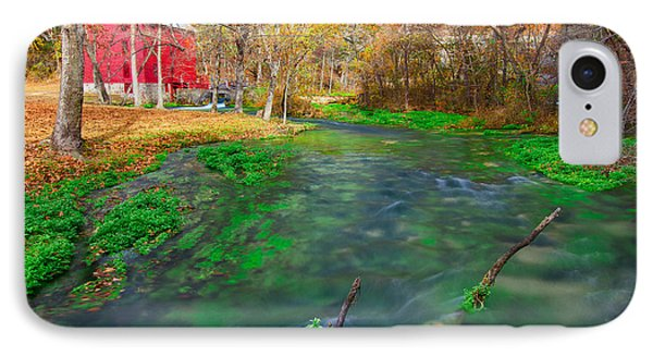 Watercress At Alley Spring  IPhone Case