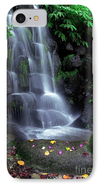Nature iPhone 7 Case - Waterfall by Carlos Caetano