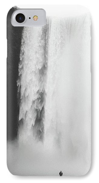 Waterfall IPhone Case by Happy Home Artistry