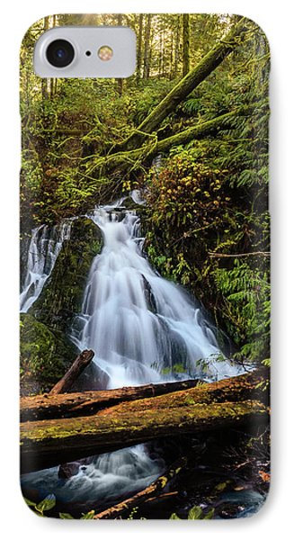 Waterfall IPhone Case by Keith Boone