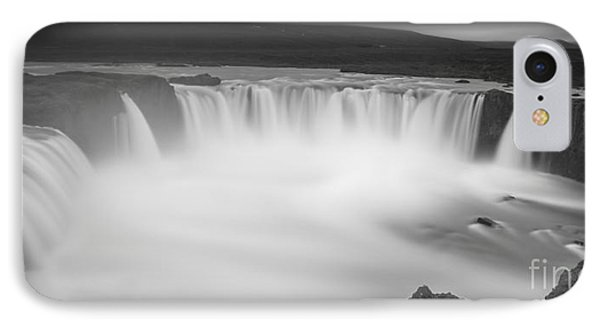 Waterfall Of The Gods Iceland IPhone Case