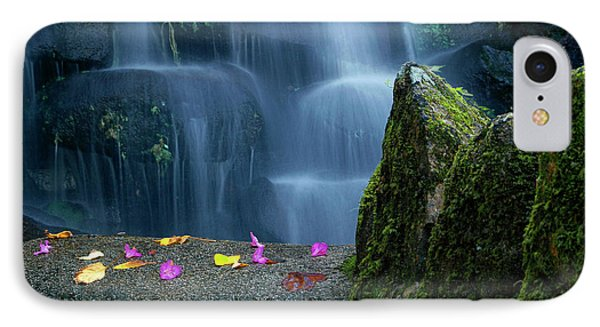 Waterfall02 IPhone Case by Carlos Caetano