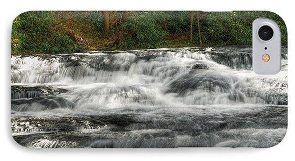 Waterfall03 Phone Case by Svetlana Sewell
