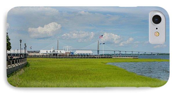 Waterfront Park Charleston IPhone Case