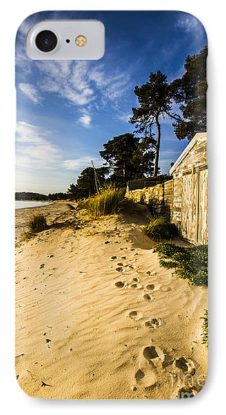 Waterfront Shed IPhone Case