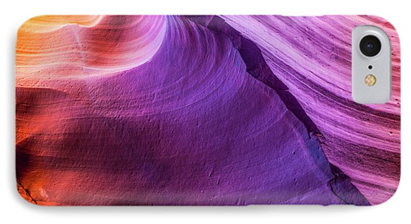 Waterhole Canyon Wave IPhone Case