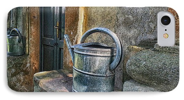 Watering Cans IPhone Case by Diana Haronis