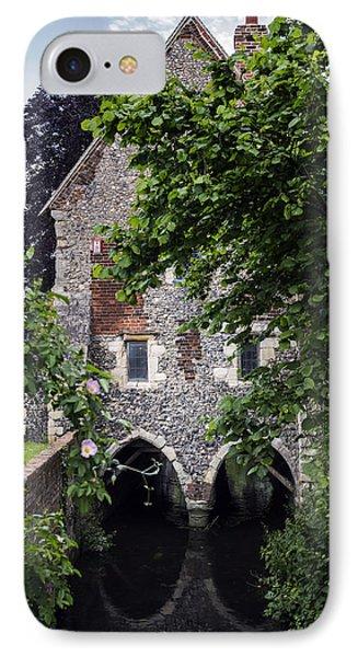 Watermill IPhone Case by Joana Kruse