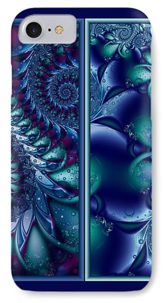 Waters Of The Caribbean IPhone Case by Michelle H