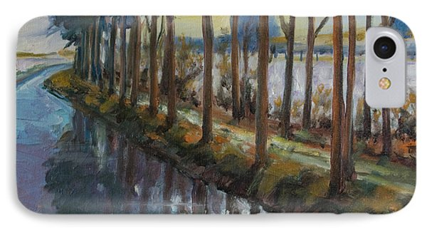 Waterway IPhone Case by Rick Nederlof