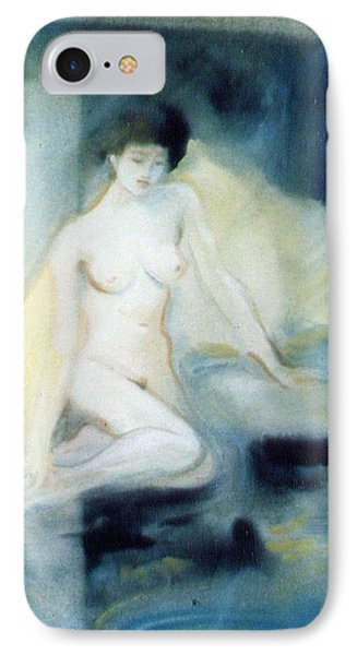 Watery Nymph IPhone Case