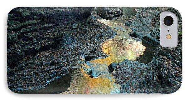 Watkins Glen Gorge  IPhone Case by Jessica Jenney