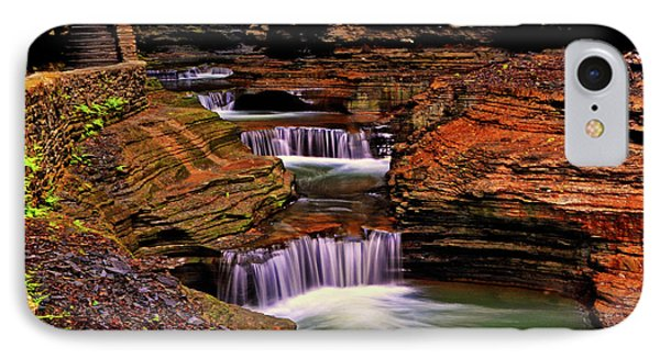 Watkins Glen State Park 014 IPhone Case