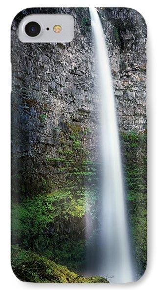 Watson Falls IPhone Case by Leland D Howard